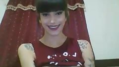 Tattooed Tranny Webcam 1
