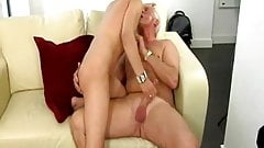 Mature hot with younger