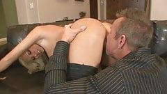 Big tit blonde milf fucking