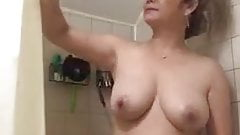 Sexy shower from my Chinese amp girl