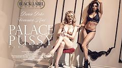 Darcie Dolce & Verronica Kirei Lesbian Sex's Thumb
