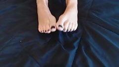Southern Blonde Foot Fetish II