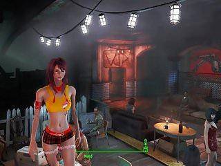 Fallout  Sexy Schoolgirl