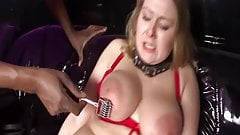 chubby milfs first big cock interracial bdsm lesson