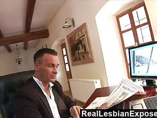 RealLesbianExposedLonely Housewife Fucks The Maid