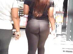 Thick Black Woman