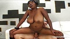 Interracial slamming act and a hot black babe.mp4