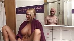 Naughty MILF with Big Tits Pleasing Her Friend