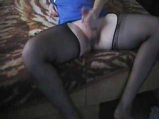 Cum For Not Sister In Her Pantyhoses