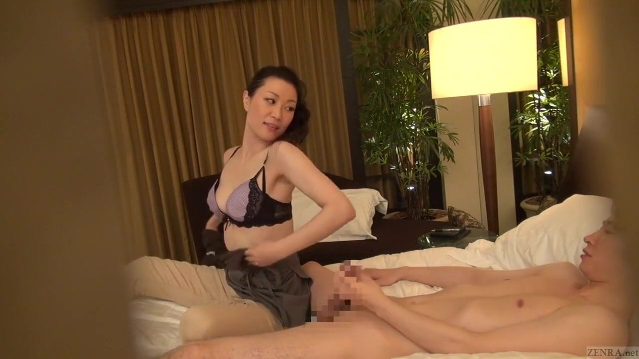 Milf massage hd