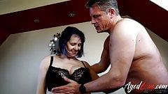 AgedLove Mature lady enjoying hardcore sexual intercourse