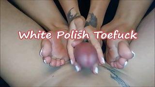 fireflys White Polish Toefuck