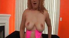 Hairy BBW Lana Sky BBC'ed