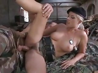BI Military with anal girl by Rambo
