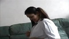 real homemade lesbian action with indian melvina