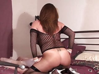 Preview 1 of step mom face fucks cuck of NOT her son