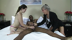 Prude Milf Catches You TRAILER's Thumb