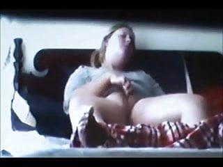 spycam bbw mom have intense orgasm must see