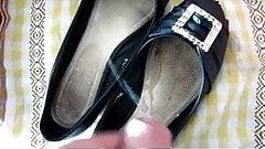 ballerinas bespritzt