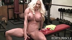 Ashlee Chambers - DirtyMuscle Session