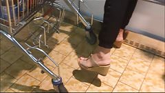 sexy naked feet and toes spyshot hidden cam