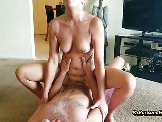 Ms Paris Has 30 Hardcore Orgasms
