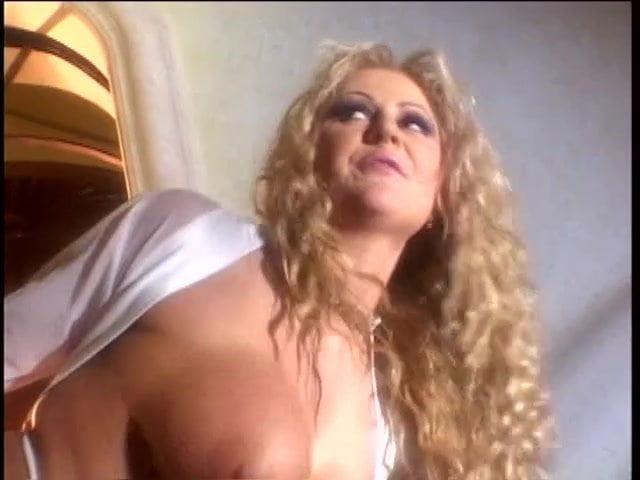 Chubby Blonde Big Tits Glasses