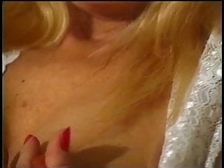 Old bitch sex - Old blond bitch in lingerie gets fucked