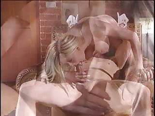Amazing blonde gives blowjob
