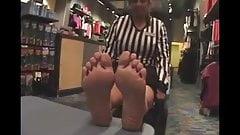 mature footlocker soles