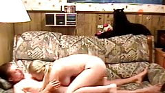 Horny Cheating Wife visits and fucks her Young Lover