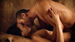 Katrina Law Nude Sex Scene in Spartacus On ScandalPlanet.Com