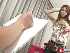Gorgeous Japanese Teen Squirting