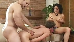 Bisexual Wildest Threesome MMF - nial