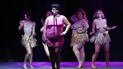 Bouncy burlesque
