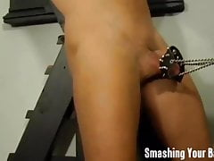 Busting your balls is way more fun than fucking you