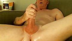 Big dicked dad wanking 030