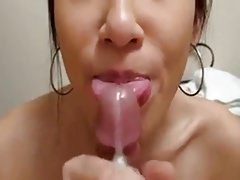 Tongue job