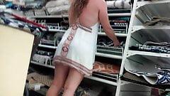 white dress thong no bra 4