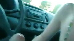 Horn Blowing in the Car