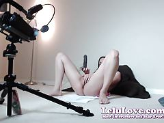 Lelu Love-WEBCAM: BTS BBC Dildo Masturbation And Twerking