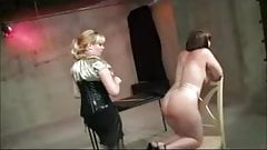 Chubby Lesbian Discipline