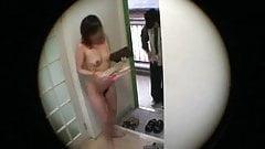 Naked At Door 5