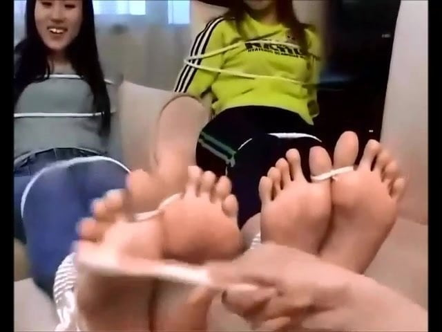 Italian Girl Tickle Feet
