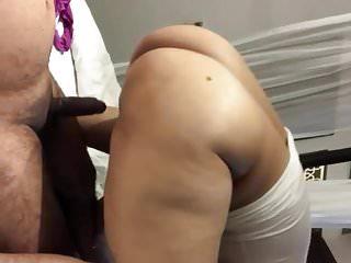 teaser bigass cock ride