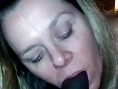 Watch me suck a cock