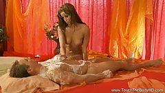 Golden Massage With Handjob