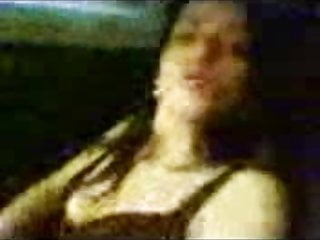 In car with Croatian whore