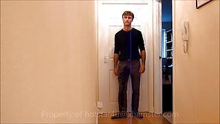 Wet my pants video request hotstar4u pisses himself