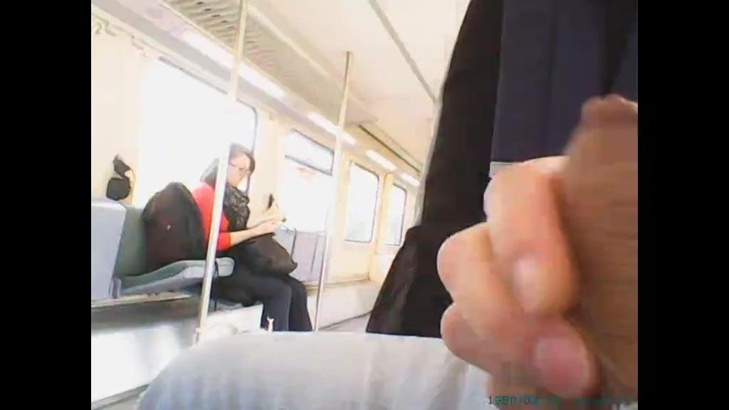 Train masturbation how it would taste razor blade russ